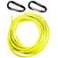 """Swimmrunners Support Pull Belt Cord DIY 5m Neon Yellow"""